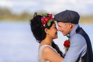 bride-and-groom-at-bibra-lake