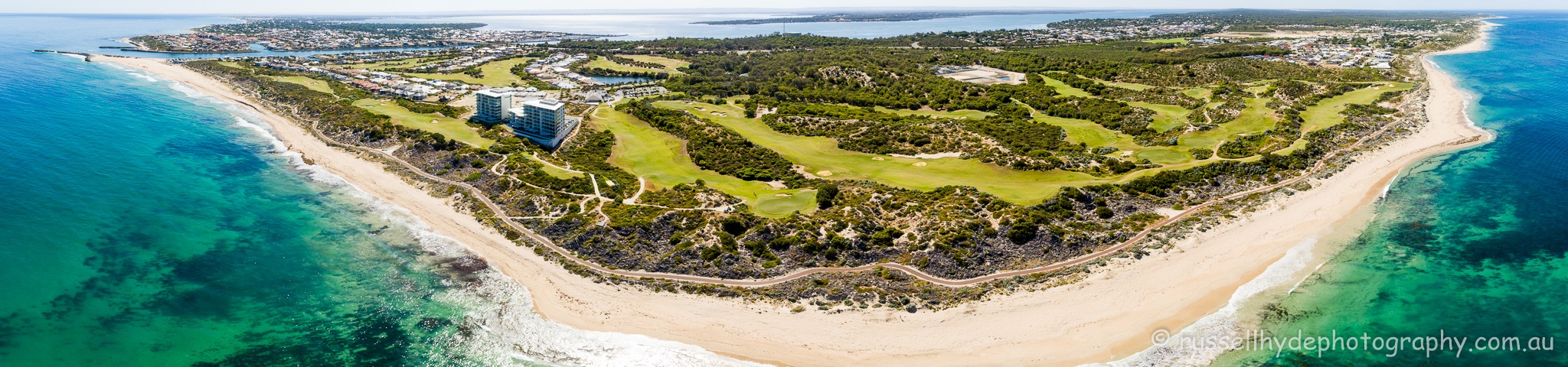 the-cut-golf-course-mandurah-aerial-photography